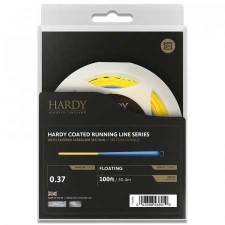 Hardy Floating Running Line 0.28