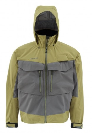 Simms G3 Guide Jacket (Army Green)