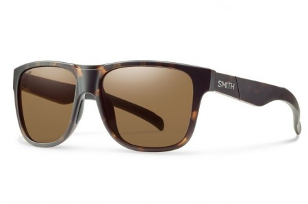 Smith Lowdown XL Carbonic (Matte Tortoise/Polar Brown)