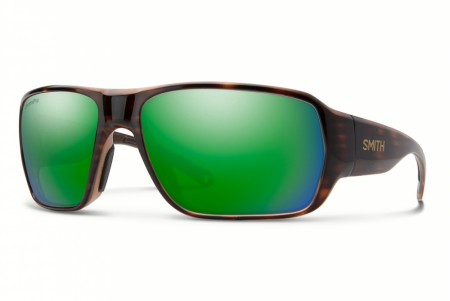 Smith Castaway Tortoise Polar Green Mirror
