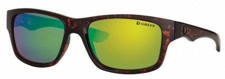 Greys G4 Gloss Tortoise/Green Mirror