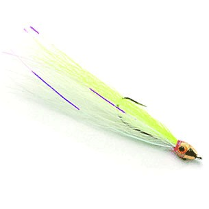 Jiggy Fly Chartreuse