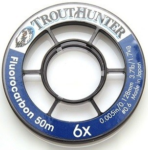 Trout Hunter FC Tippet (50 m)