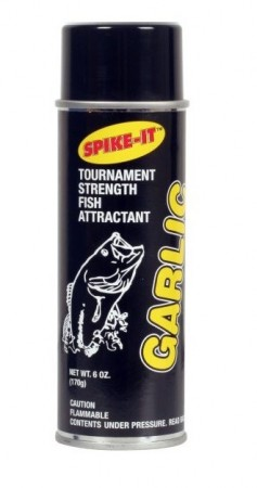 Spike-it! Attractant - GARLIC