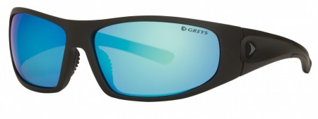 Greys G1 Matt Carbon/ Blue Mirror