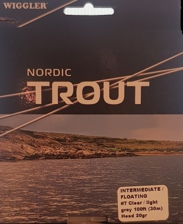 Wiggler Nordic Trout