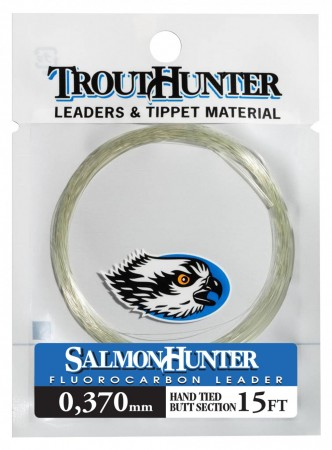SalmonHunter HT* Fluorocarbon Leader 15ft