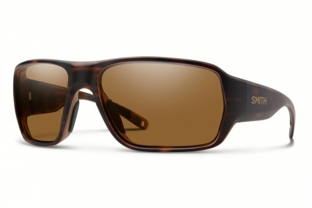 Smith Castaway Matte Tortoise Polar Brown