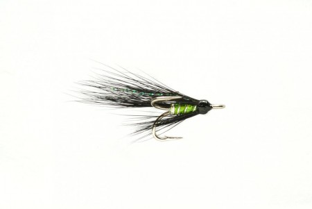 Green Brahan Micro treble (#14)