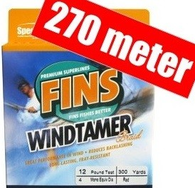 Fins Windtamer - 300 yds (moss green)