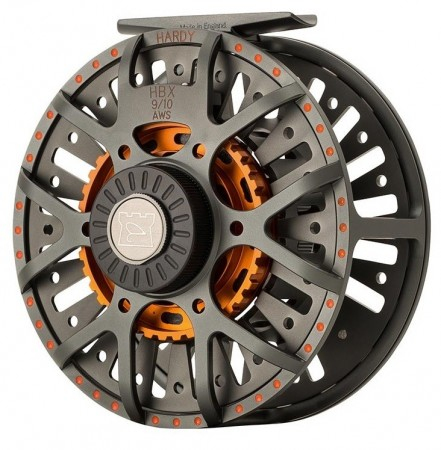 Hardy HBX Fly Reel 9/10