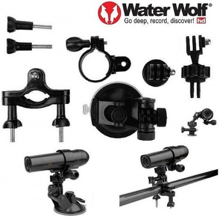 Water Wolf Accessories Pack UW 1,0