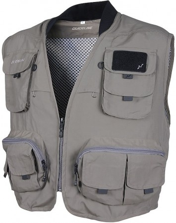 Guideline Fly Vest (dark tan)