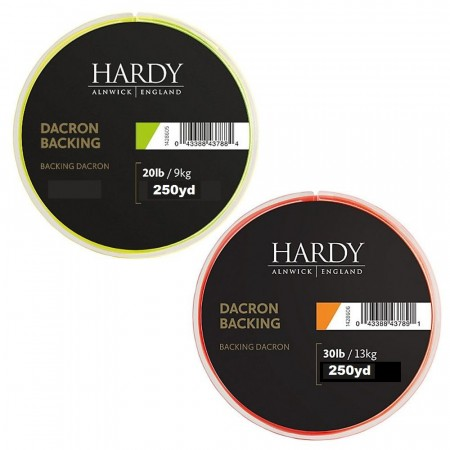 Hardy Backing 30Lb - 250 Yards Orange