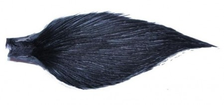 Keough Dry Fly Cape - Tyers Grade BLACK