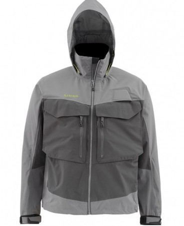 Simms G3 Guide Jacket (Lead)