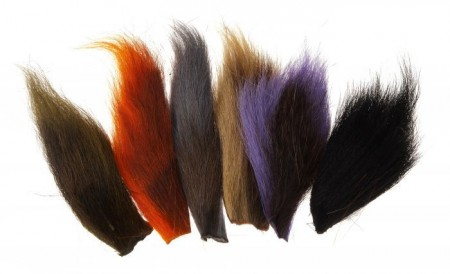 Bucktail Mix Regular Colors