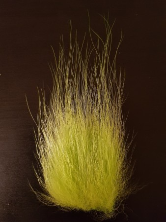 Polar Bear - Chartreuse (Silver Fishing)