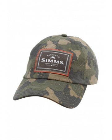 Simms Single Haul Cap Simms Camo