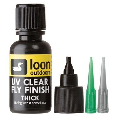 Loon UV Clear Fly Finish - Thick